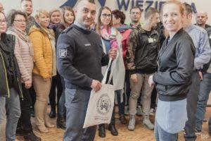 Specyfika funkcjonowania jednostek penitencjarnych? Zajęcia terenowe w Bartoszycach
