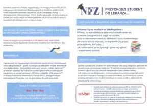 Ubezpieczenie NFZ
