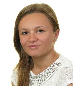 Izabela TEREFENKO Kadra Wyższej Szkoły Bezpieczeństwa