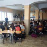 Z wizytą w Zespole Szkół Ogólnokształcących nr 1 w Pruszczu Gdańskim