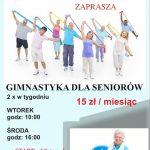 Zajęcia dla seniorów w Jaworznie