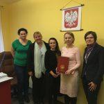 Porozumienie o współpracy z Miejską Biblioteką Publiczną w Trzebini