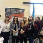 Targowe dni Wydziału Nauk Społecznych w Skoczowie
