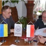 Wizyta gości z Ukrainy w Wyższej Szkole Bezpieczeństwa z siedzibą w Poznaniu!