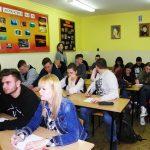 Spotkania warsztatowe w szkołach ponadgimnazjalnych