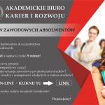 Badanie losów zawodowych Absolwentów – czas start!