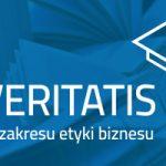 XIII edycja KONKURSU VERBA VERITATIS na najlepszą pracę z zakresu etyki biznesu