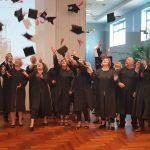Studenci WNS w Bartoszycach otrzymali Absolutorium