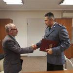 Porozumienie o współpracy z chrzanowską Policją