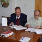 Porozumienie o współpracy z Centralnym Ukraińskim Narodowym Uniwersytetem Technicznym