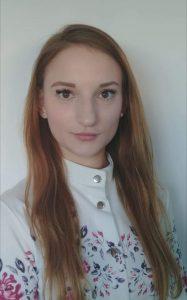 Natalia Wilkowska - pracownik WNS Giżycko - zdjęcie