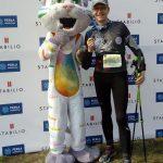 Tytani WSB dzielnie promują Uczelnię podczas zawodów biegowych