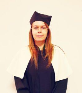Anita IWANIEC -  pracownik Wyższa Szkoła Bezpieczeństwa (Jaworzno)