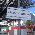 Zajęcia praktyczne - wizyta w Prosektorium