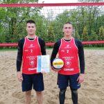 Kadra studencka na półfinale Akademickich Mistrzostw Polski w Siatkówce Plażowej!