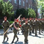 WSS Gliwice na obchodach Święta 6 Batalionu Powietrznodesantowego