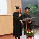 Studenci WNS w Bartoszycach otrzymali Absolutorium!