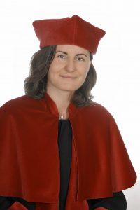 dr Helena Marek - prorektor - zdjęcie- WSB