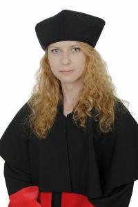 Prodziekan WSB Bartoszyce- Agnieszka Walentynowicz - zdjęcie