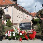 Uroczyste obchody Święta 11 Mazurskiego Pułku Artylerii w Węgorzewie