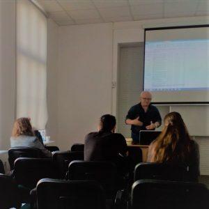 Relacja ze szkolenia kryminalistycznego z gościem specjalnym w Poznaniu