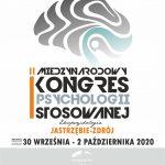 aproszenie na Kongres Psychologi Stosowanej II 2020