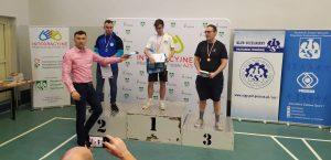 Sukces naszego studenta na Integracyjnych Mistrzostwach Polski AZS