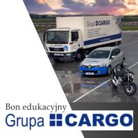 Bon Edukacyjny dla kursantów firmy CARGO