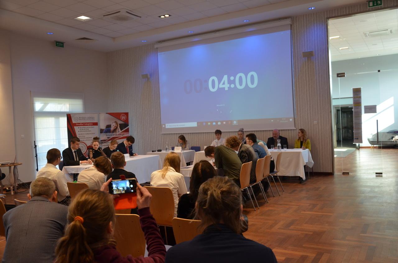 Debata oxfrodzka - Kultura pokoju - 2020