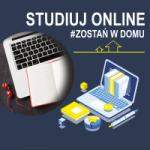 studia online #zostań w domu