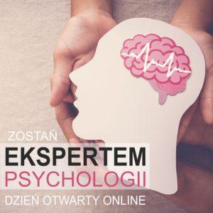 Dni Otwarte On-line – WSS Gliwice, kierunek PSYCHOLOGIA!