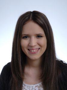 Klaudia Goryl - studentka WSB
