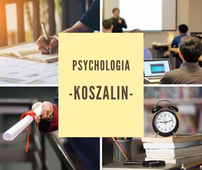 """Kierunek """"psychologia"""" już dostępny w Koszalinie!"""