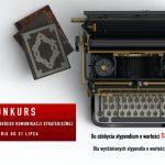 Weź udział w konkursie i wygraj stypendium o wartości 10 000 zł