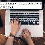 egzamin dyplomowy online
