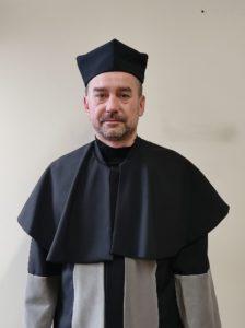dr Jarosław Bugajski - prodziekan Gliwice