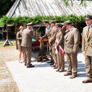 Obchody Dnia Leśnika - uczestnictwo WSB