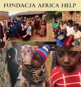 WSB wspiera Fundację Africa HELP!